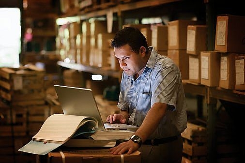 Organizations with large service operations work with multiple levels of supply.