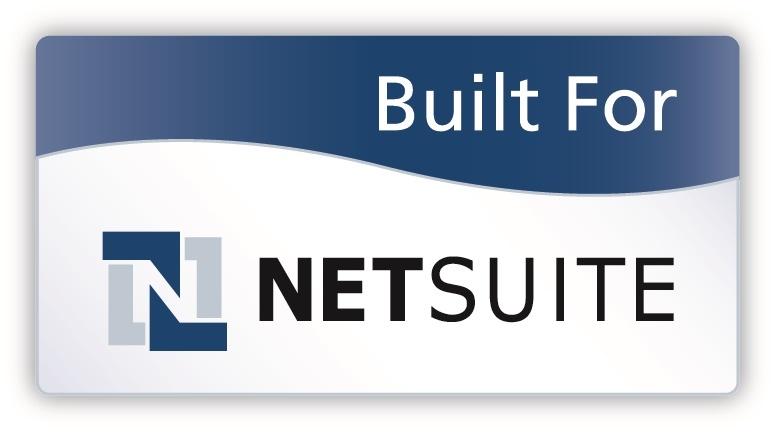 Built for NetSuite 2015.1